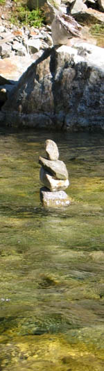 Water Cairn